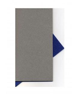 plaque en caoutchouc-mousse bleu foncé - 2,00 x 200 x 300mm  ( 111 508 )