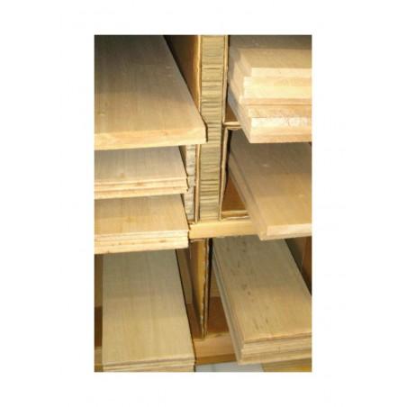 planche en balsa - 1,00 x 100 x 1000mm ( 201 003 )