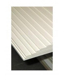plaque en carton-mousse blanc KAPA-LINE - 5,00 x 700 x 1000mm ( 211 025 )