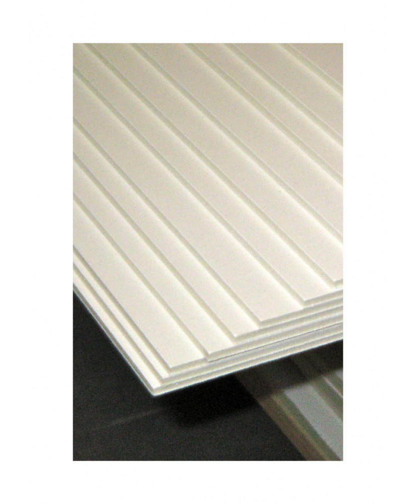 plaque en carton-mousse blanc KAPA-LINE - 10,00 x 700 x 1000mm ( 211 028 )