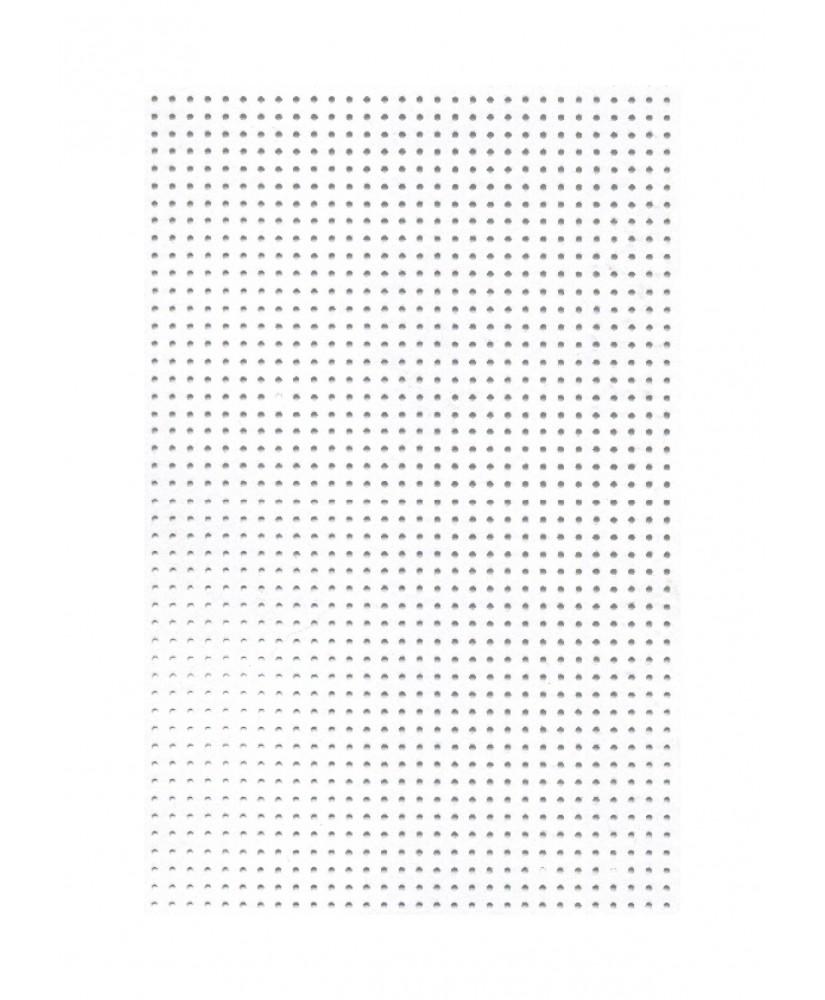 plaque en carton perforé blanc - 300gr/m2 - 230 x 320mm ( 210 501 )