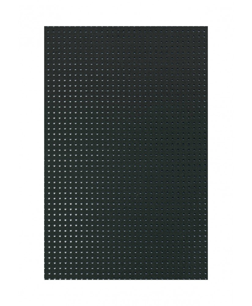plaque en carton perforé noir - 300gr/m2 - 230 x 320mm ( 210 502 )