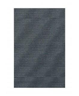 feuille en aluminium à perforations carrées  - 50% - 0,50 x 250 x 400mm ( 301123 )