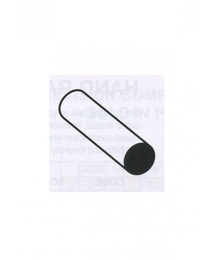 barre en aluminium de section ronde - 3,00 x 1000mm ( 301045 )