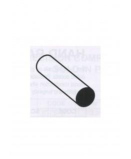 barre en acier à ressort de section ronde -.0,50mm - 1000mm ( 306018 )
