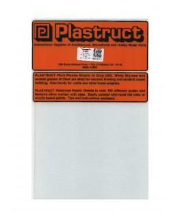 plaque en polystyrène transparent ( SSM-101 ) 0,25 x 175 x 300mm ( 501354 )