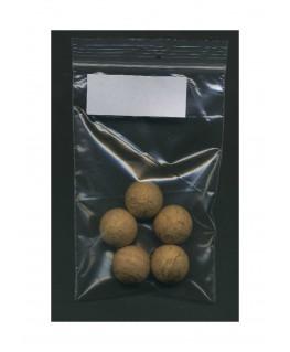 5 sphères en liège naturel - 20,00mm ( 606116 )