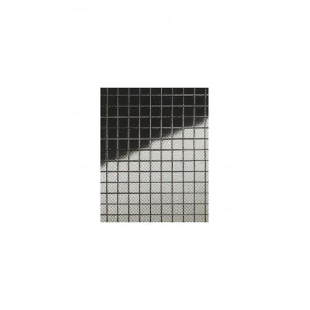 plaque en polystyrène miroir argent carrés de 5,00mm - 1,00 x 490 x 950mm ( 101 055)