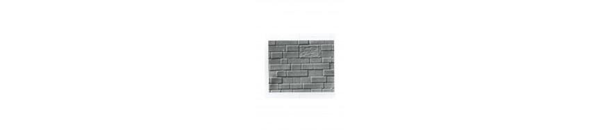 Murs et cloisons pour maquettes
