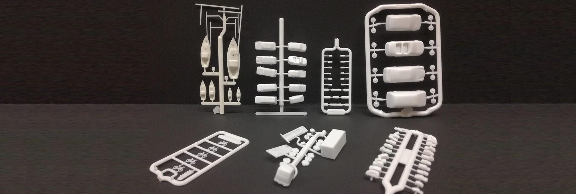 Fournitures pour maquettes Architecture - Urbanisme - Industrie Design - Modélisme